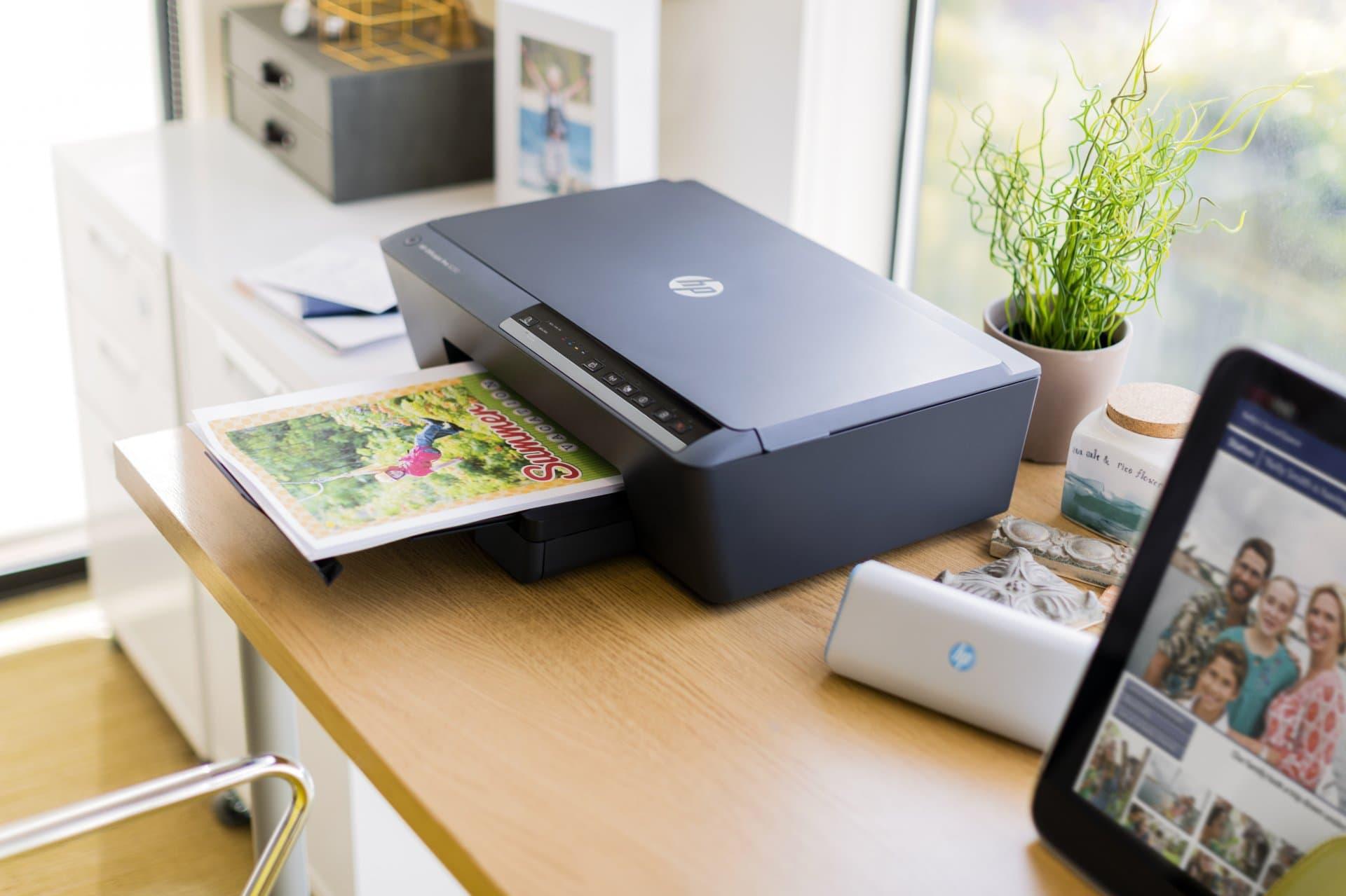 Сканирование с помощью принтера