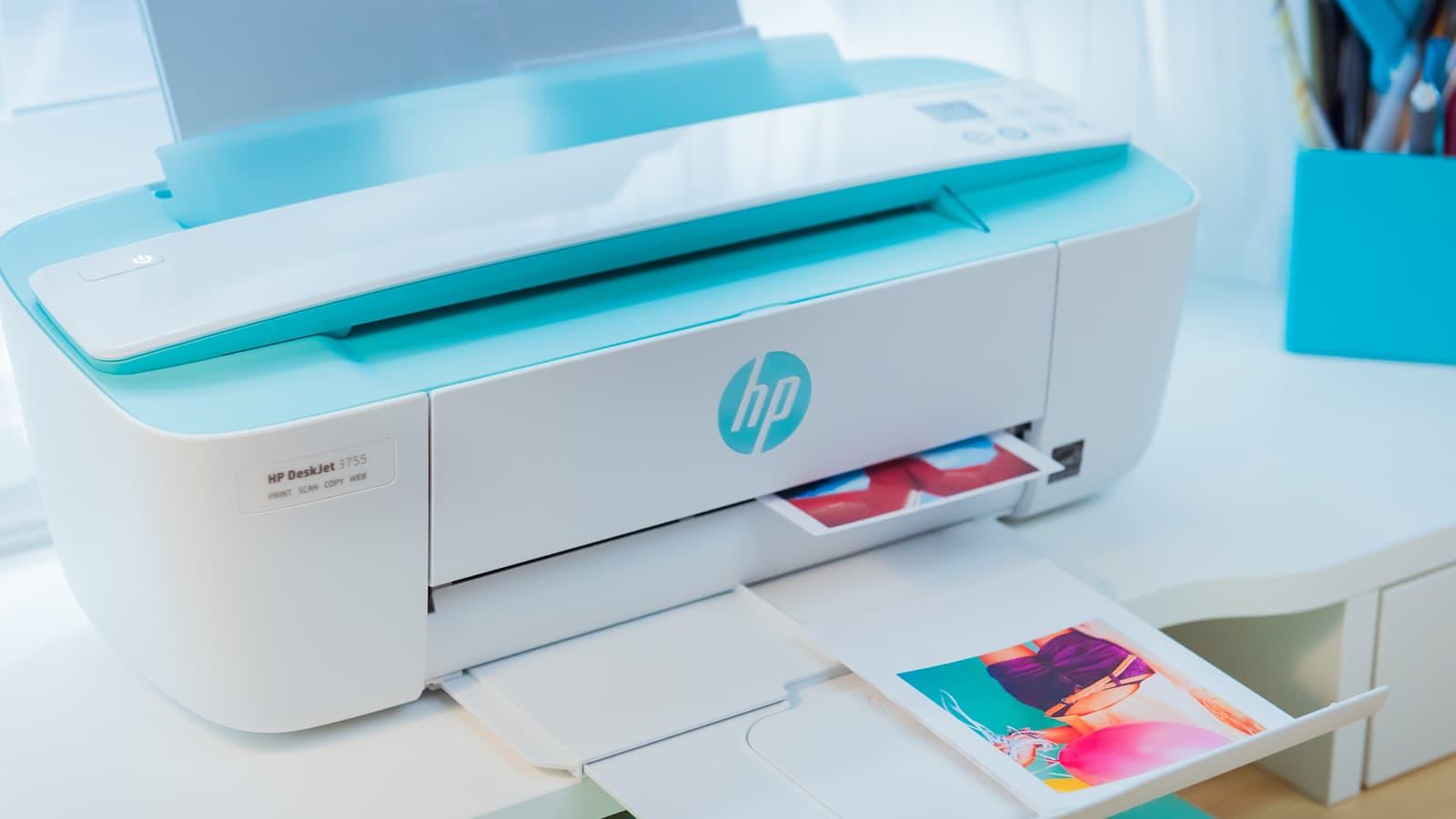 Почему не печатает принтер hp