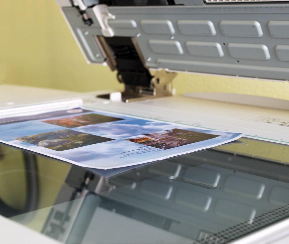 Рекомендации при сканировании фотографий