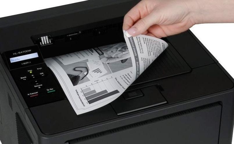 Способы настройки двусторонней печати картинка